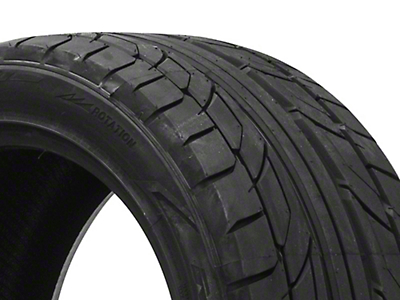 NITTO NT555 G2 Ultra High Performance Tire - 275/40-17 (99-04 All)