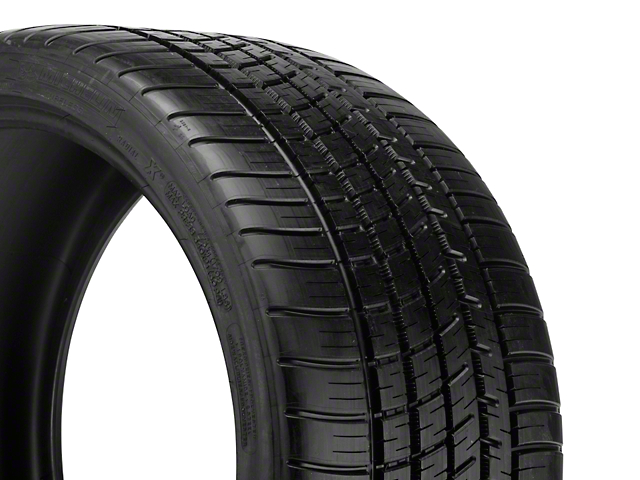 michelin pilot sport a s 3 mustang tire 285 30 20. Black Bedroom Furniture Sets. Home Design Ideas
