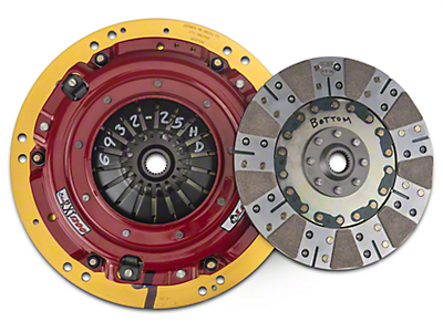 McLeod RXT Twin Disc 1200HP Clutch (11-16 GT, BOSS)