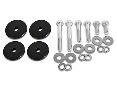 BMR IRS Differential Lockout Bushing Kit (15-17 All)
