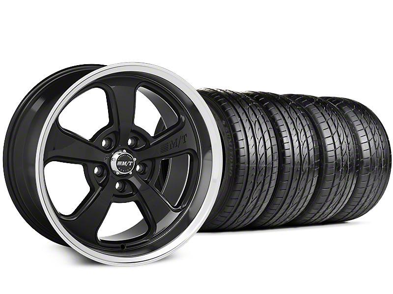 Mickey Thompson Street Comp SC-5 Black Wheel & Sumitomo HTR Z III Tire Kit - 20x9 (15-16 All)