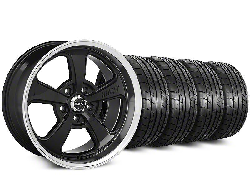 Mickey Thompson Street Comp SC-5 Black Wheel & Mickey Thompson Street Comp Tire Kit - 20x9 (15-16 All)