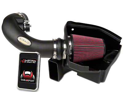 Airaid Race CAI and Intune Tuner (11-14 GT)