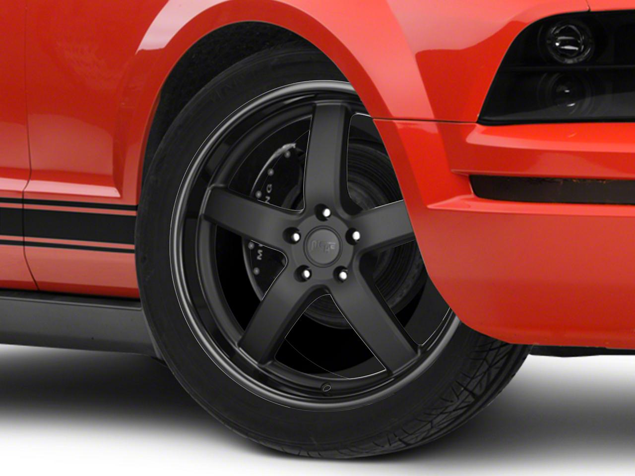 Niche Matte Black Pantano Wheel - 20x8.5 (05-14 All)