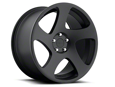 Rotiform Matte Black TMB Wheel - Driver Side - 19x10 (05-14 All)