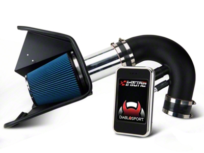 Steeda CAI and Intune Tuner - Automatic (11-14 GT)