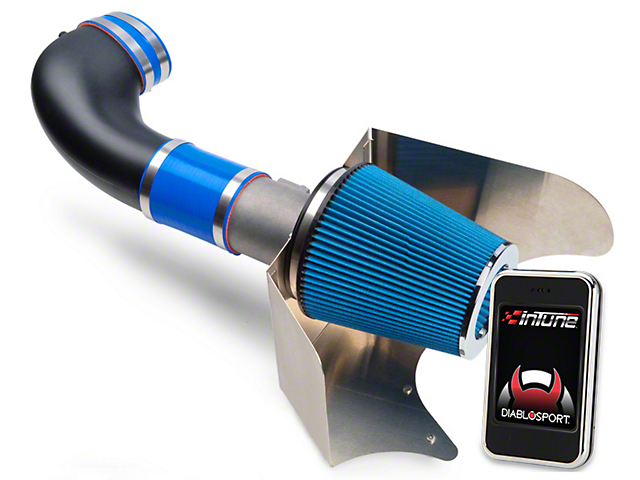 Steeda CAI and Intune Tuner (05-09 GT)