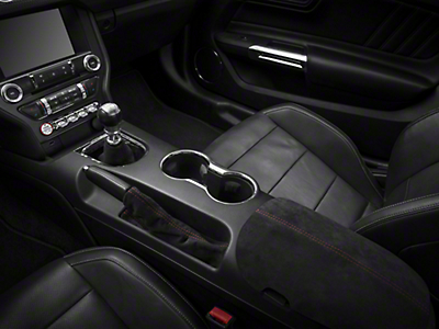 Alcantara Interior Kit - Manual (15-17 All)