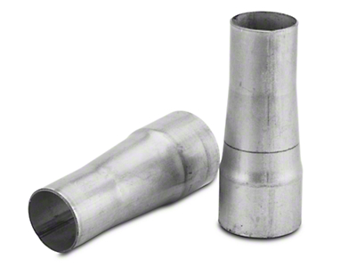 Flowmaster Venturi Reducer Cone - 3.0 in. to 2.5 in. - Pair (79-17 All)