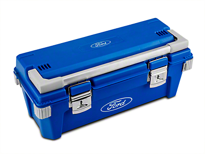Ford Heavy Duty Tool Box - 24 in.