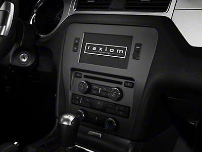 Raxiom OE-Style GPS Navigation w/ Bluetooth & Backup Camera (10-14 Equipped w/ SYNC)