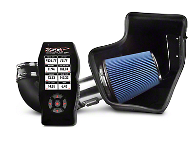 Steeda ProFlow Cold Air Intake & Bama X4 Tuner (15-17 GT)