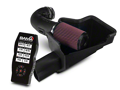 JLT Cold Air Intake & Bama X4 Tuner (15-17 GT350)