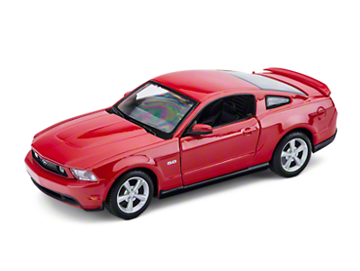 Maisto 1:24 2011 Ford Mustang GT Diecast - Red