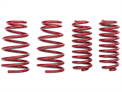 Pedders Sports Ryder Lowering Springs - Coupe & Convertible (05-14 GT, V6)