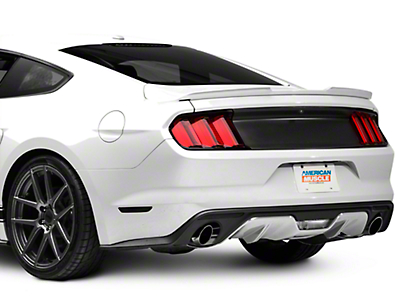MMD Decklid Panel - Matte Black (15-17 All)