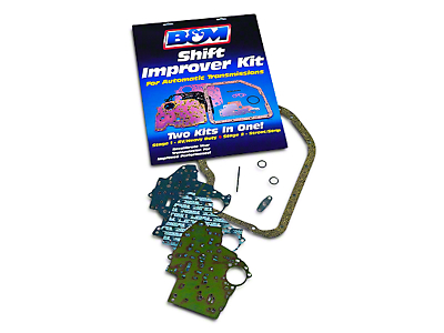B&M Shift Improver Kit - AODE & 4R70W (92-95 GT, V6)