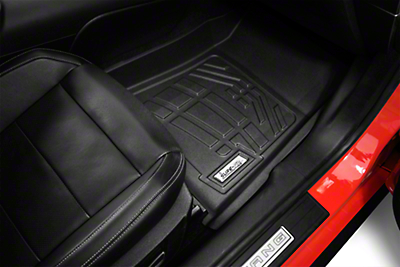 Wade Sure-Fit Front Floor Mats - Black (15-17 All)