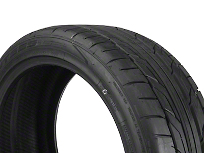 NITTO NT555 G2 Ultra High Performance Tire - 265/40-19 (05-17 All)