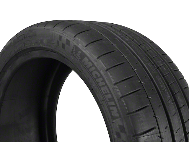 michelin pilot super sport tire 255 40r19 16126 05 17. Black Bedroom Furniture Sets. Home Design Ideas