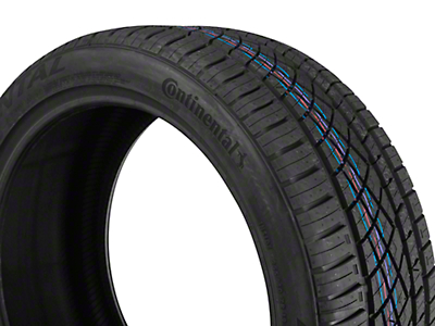 Continental Extreme Contact DWS06 High Performance All Season Tire - 255/40-19 (05-17 All)