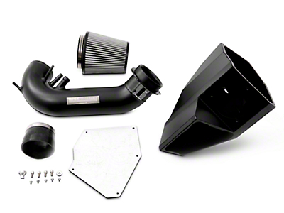 cp-e ICEbox Cold Air Intake - DFlow Dry Filter - Black (15-17 GT)