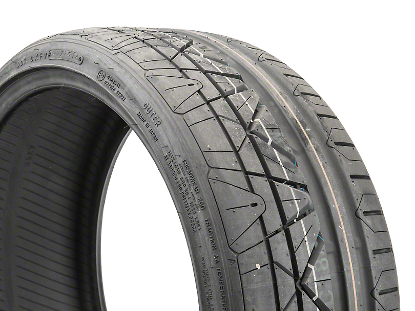 NITTO INVO Ultra-High Performance Tire (18 in., 19 in., 20 in.)