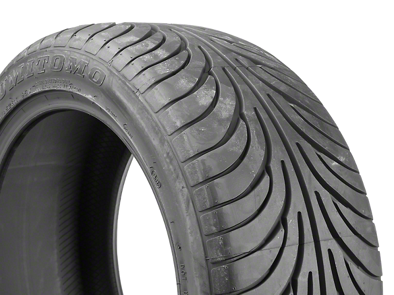 Sumitomo High Performance HTR Z II Tire (17 in., 18 in.)