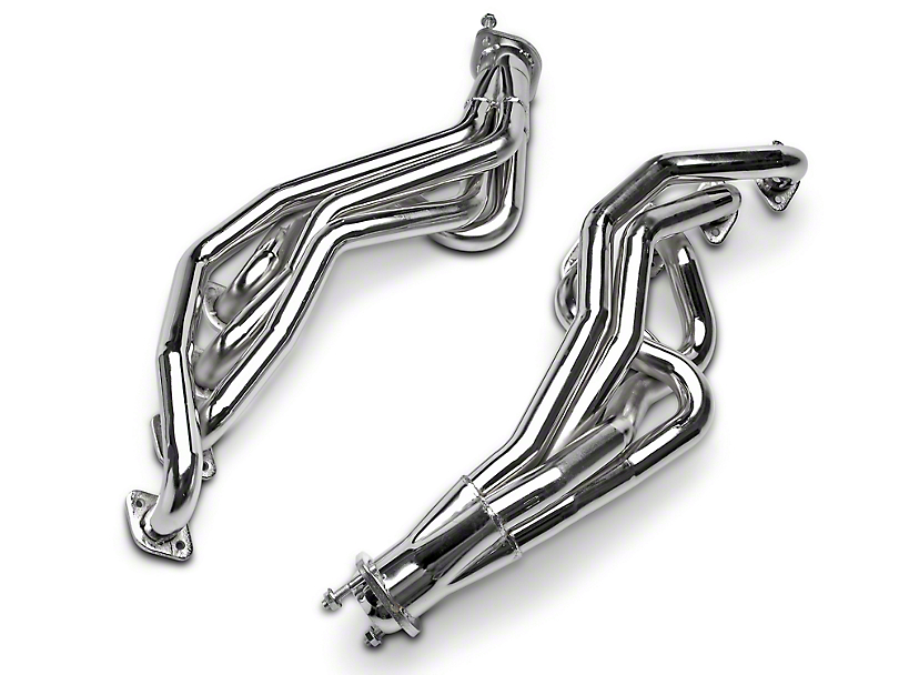 MAC Chrome Long Tube Headers (96-04 GT)
