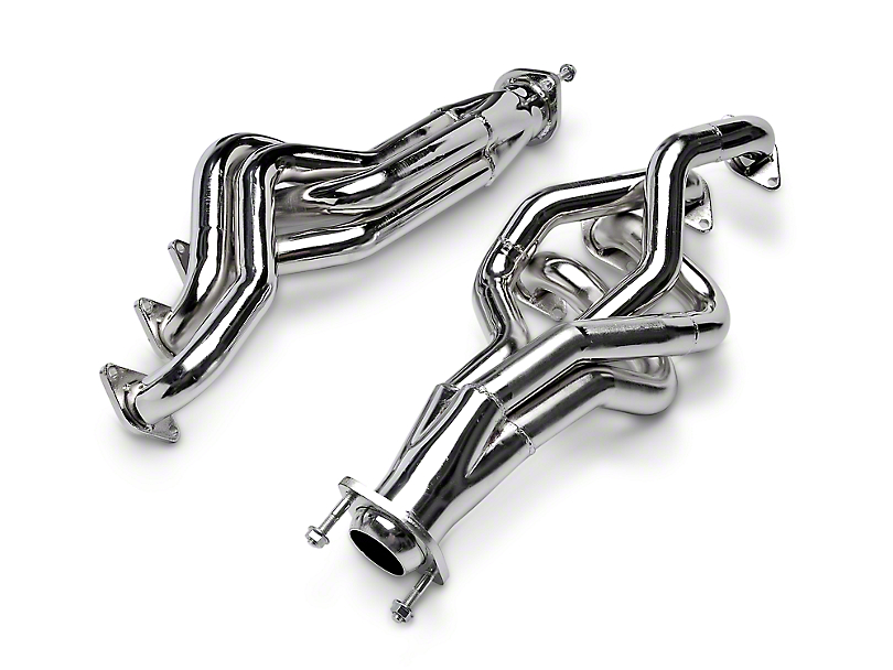 MAC Chrome Long Tube Headers (05-10 GT)