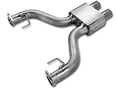 MAC Cut & Clamp Pro Chamber Mid-Pipe (05-10 V6)