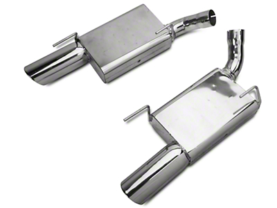 MAC Axle-Back Exhaust (05-10 GT)