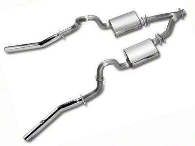 MAC Dual Exhaust Conversion Kit (99-04 V6)