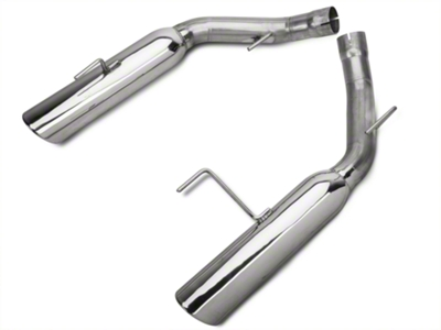 MAC Boom Tube Axle-Back Exhaust (05-10 GT, GT500)