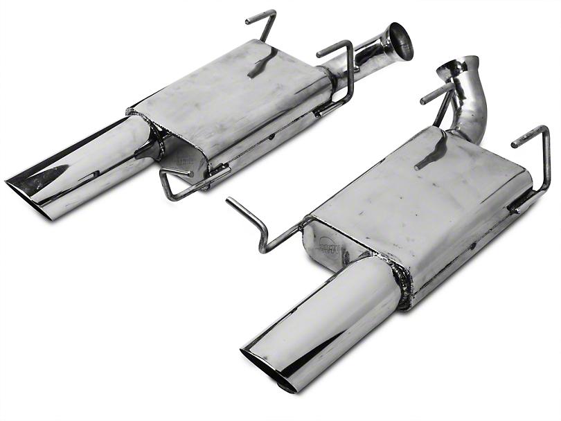 MAC Axle-Back Exhaust (11-14 GT)