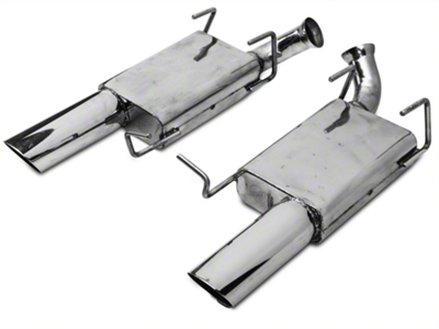 MAC Axle-Back Exhaust (11-14 GT)