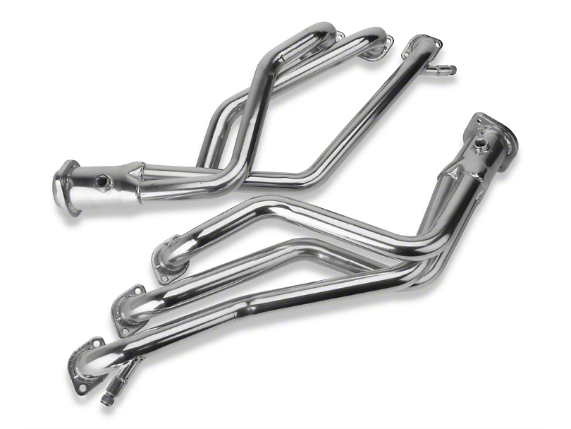 MAC Ceramic Long Tube Headers (99-00 V6)