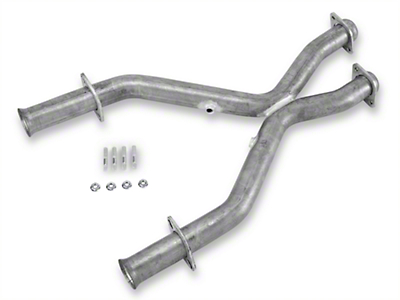 MAC Off-Road X-Pipe (99-04 4.6L w/ Long Tube Headers)