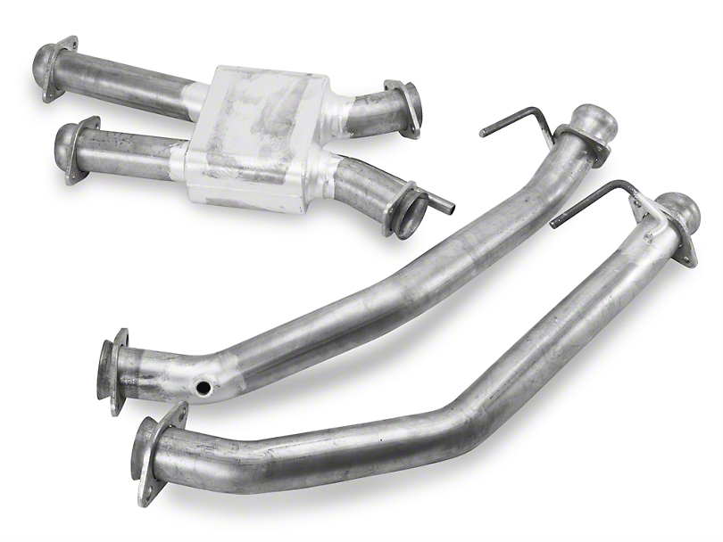 MAC Off-Road Pro Chamber Mid-Pipe (79-93 5.0L)
