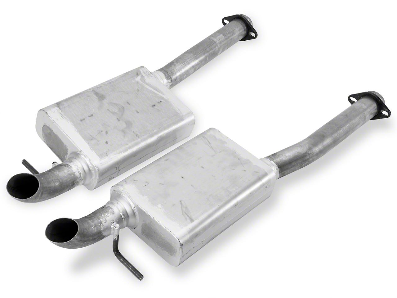 MAC Pro Dump Catback Exhaust (79-93 5.0L)