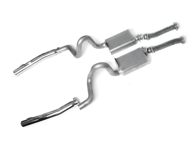 MAC Cat-Back Exhaust (86-93 LX; 94-95 GT)
