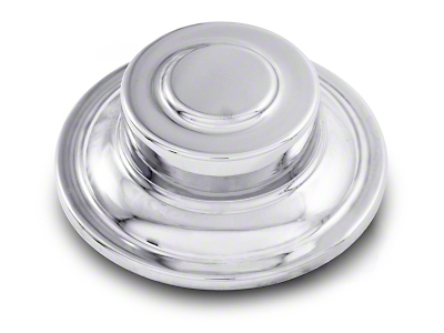 Chrome Power Steering Cap Cover (96-10 4.6L)