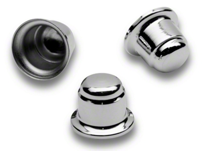 Chrome Strut Tower Nut Cap Cover Set (94-04 All)