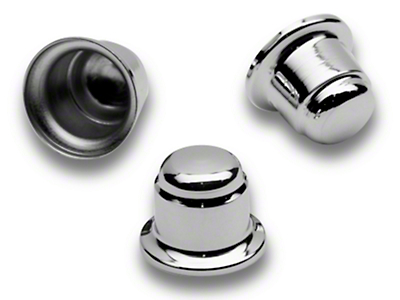 Chrome Strut Tower Nut Cap Cover Set (94-04 All)