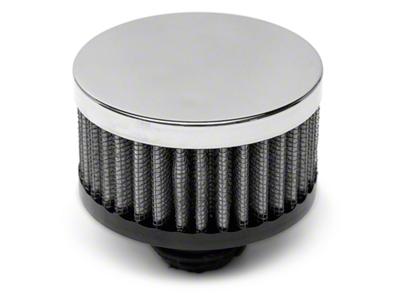 Chrome Oil Fill Breather (86-95 5.0L)