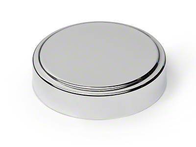 Chrome Brake Reservoir Cap Cover (05-10 All)