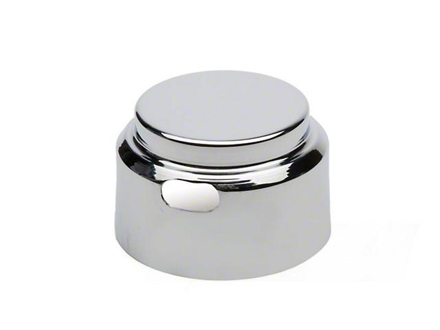 Chrome Radiator Reservoir Cap Cover (90-95 5.0L)