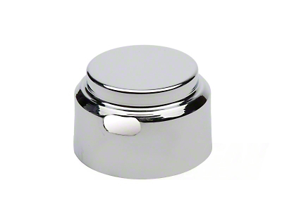 Chrome Radiator Reservoir Cap Cover (90-95 5.0L)