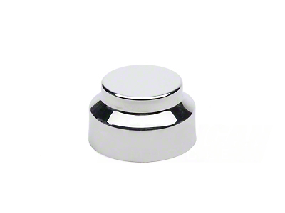 Chrome EGR Valve Cap Cover (87-93 All)