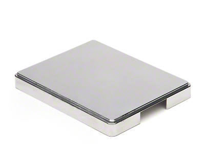 Polished Aluminum Fuse Box Cover (98-04 All)
